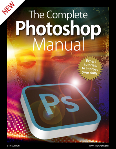 The Complete Photoshop Manual. 5th Edition (2020)