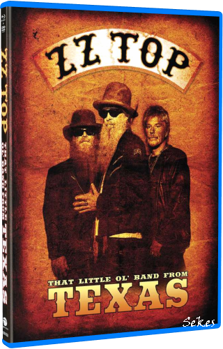 ZZ Top - That Little Ol' Band from Texas (2020, Blu-ray)
