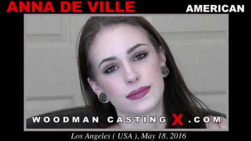Anna De Ville - Woodman Casting X 162 (2020) SiteRip |