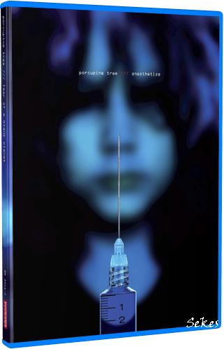 Porcupine Tree - Anesthetize (2010, Blu-ray)