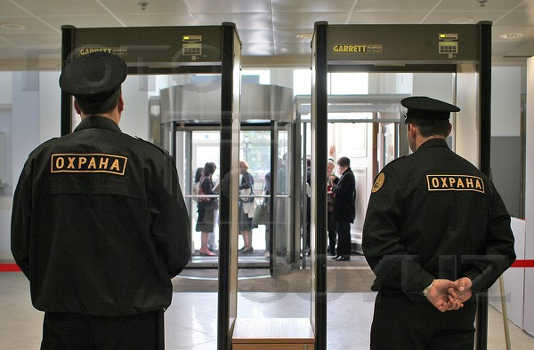 Охрана в офис: все грани безопасности