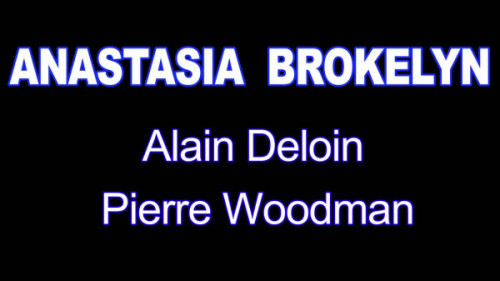 Постер:Anastasia Brokelyn - XXXX - My first DP was great / Woodman Casting X (2020) SiteRip