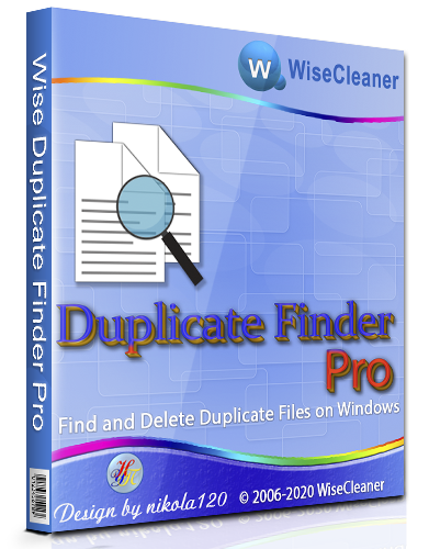 Wise Duplicate Finder Pro 1.3.6.44 (2020) РС