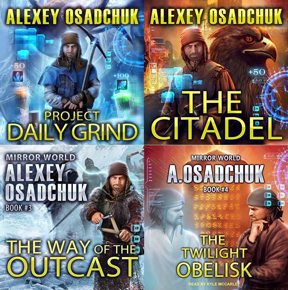 Mirror World Series Book 1-4 - Alexey Osadchuk