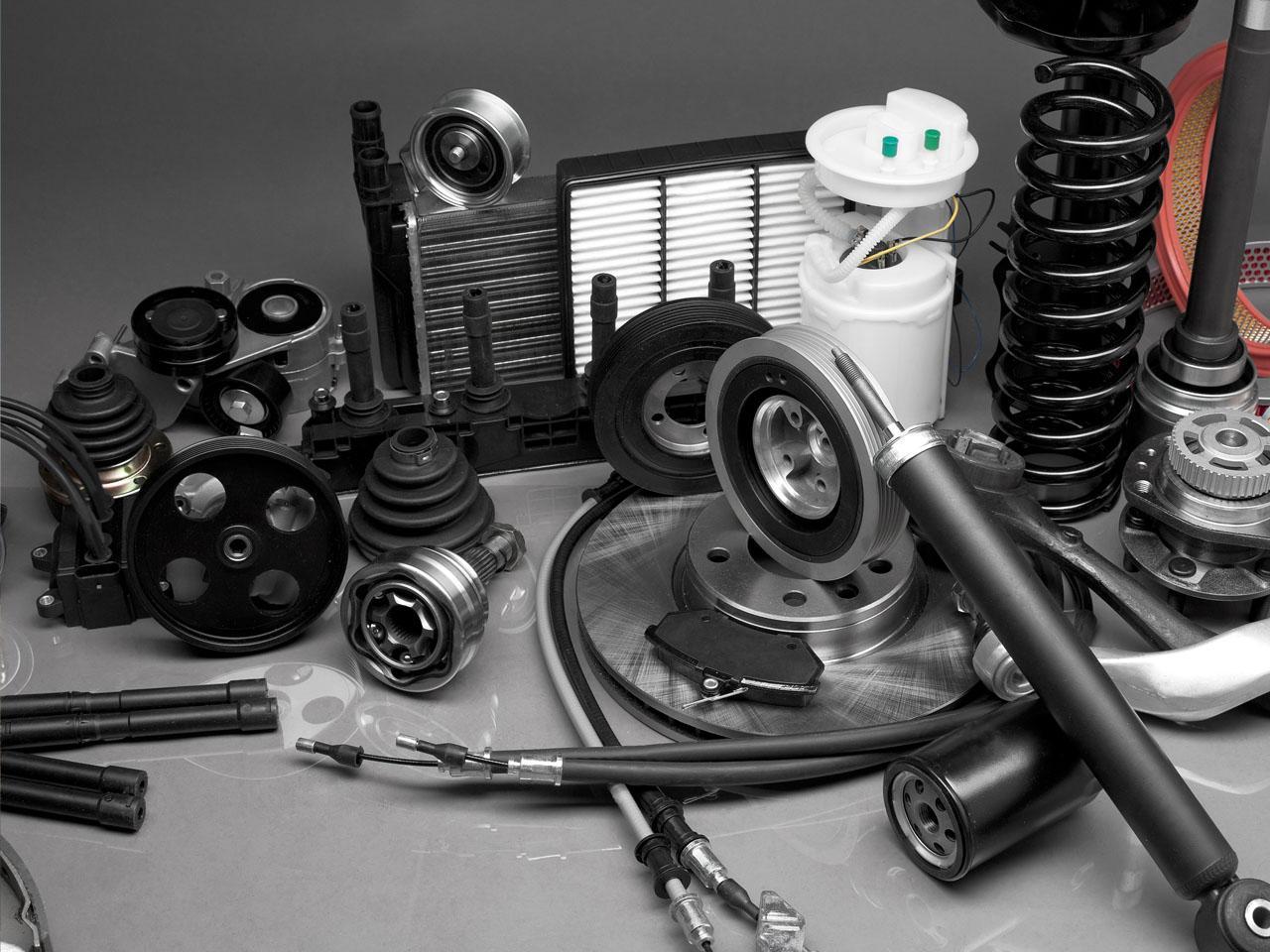 Запчасти для автомобиля: где и как искать детали