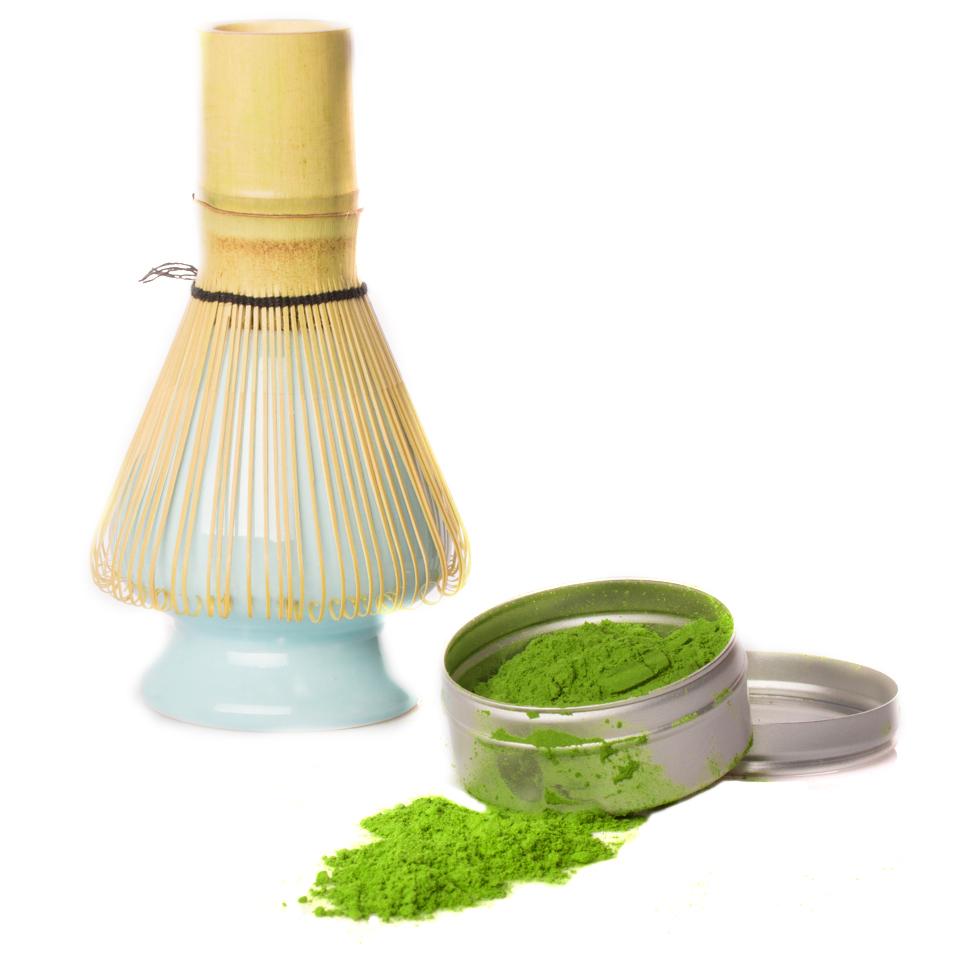 Идеальный зеленый чай Матча
