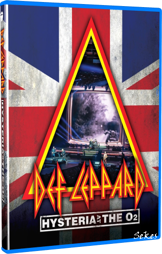 Def Leppard - Hysteria At The O2 2018 (2020, Blu-ray)