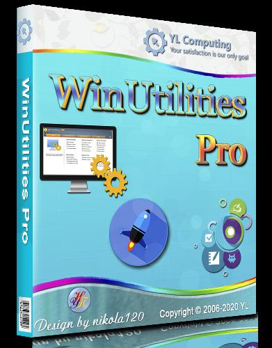WinUtilities Pro 15.74 (comss) [2020,Multi/Ru]