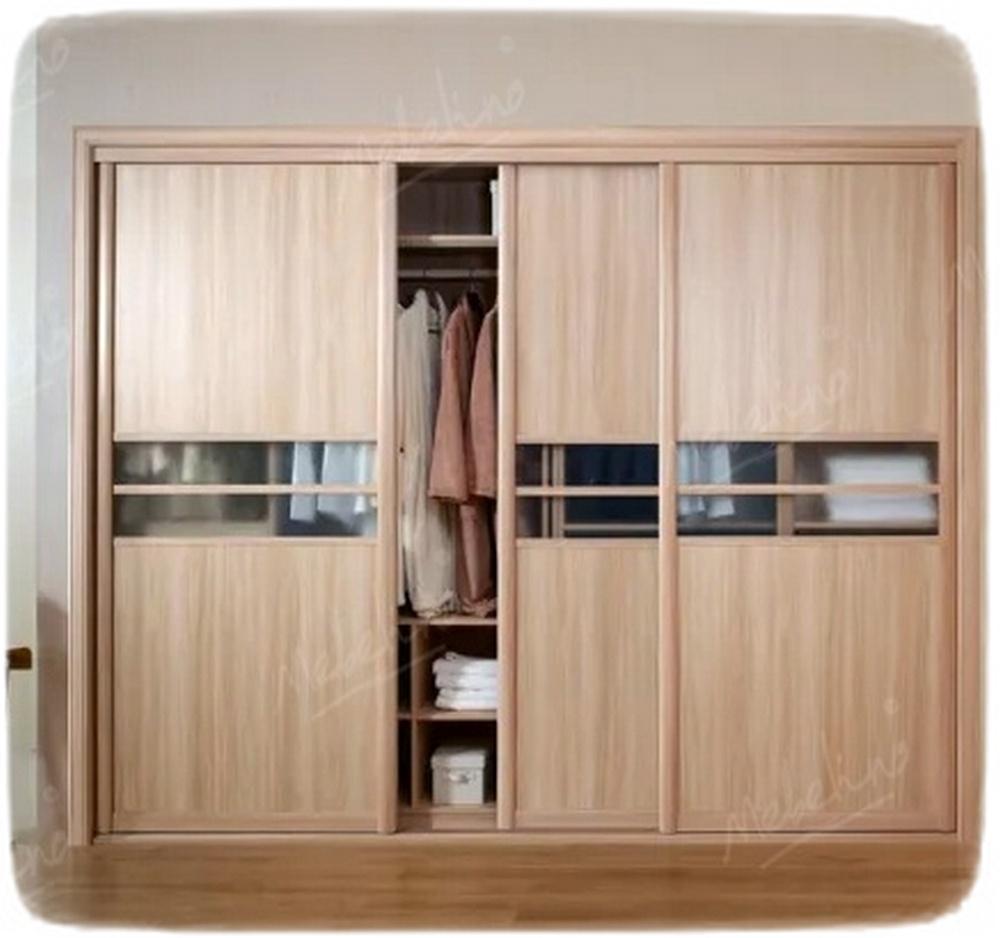 Какой шкаф выбрать: встроенный или корпусный