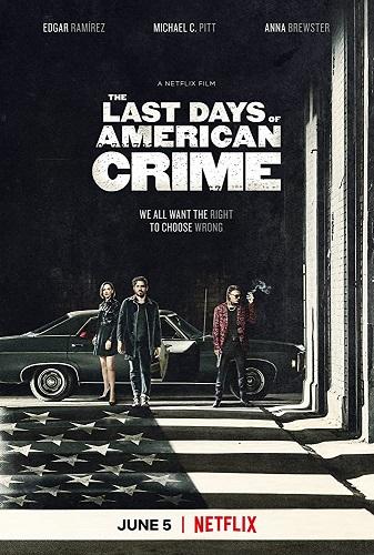 The Last Days of American Crime 2020 HDRip XviD AC3-EVO