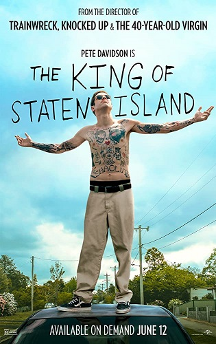 The King Of Staten Island 2020 1080p WEBRip X264 DD 5 1-EVO