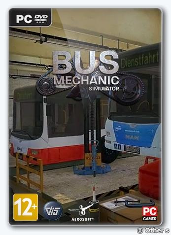Bus Mechanic Simulator (2020) [Multi] (1.1.0) Repack Other s