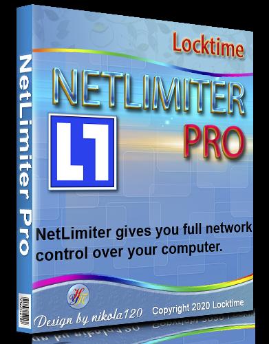 NetLimiter Pro 4.0.67.0 RePack by elchupacabra [2020,Multi/Ru]