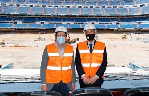 Marca: Работы над выдвигающимся газоном перенесены на лето 2021 года