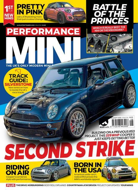 Журнал | Performance Mini №8 (август 2020) [PDF] [En]