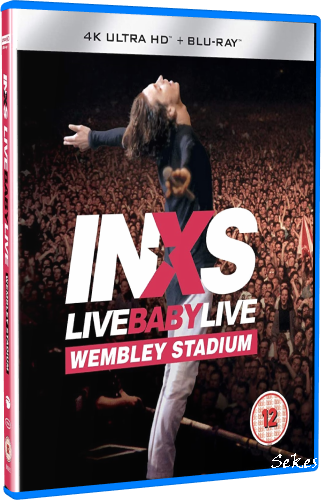 INXS - Live Baby Live Wembley Stadium (2020, 4K UHD Blu-ray)