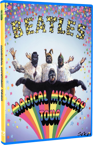 The Beatles - Magical Mystery Tour 1967 (2012, Blu-ray)
