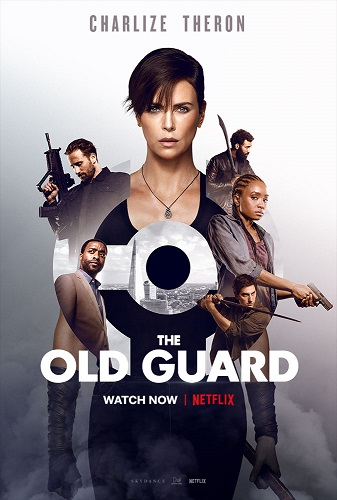 The Old Guard 2020 1080p NF WEB-DL DDP5 1 Atmos x264-CMRG