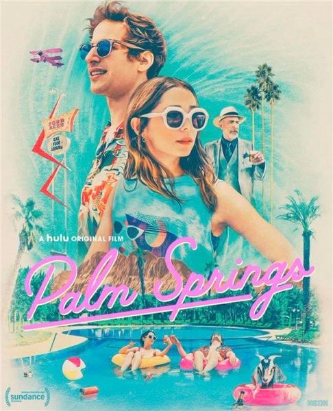 Палм-Спрингс / Palm Springs (2020) WEB-DL 1080p | P