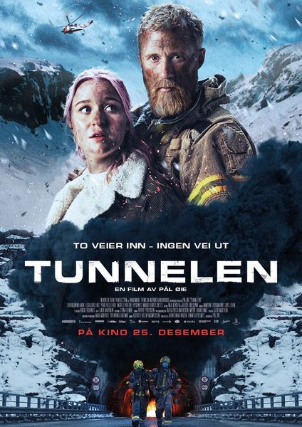Туннель: Опасно для жизни / Tunnelen (2019) BDRip-AVC от Generalfilm | iTunes