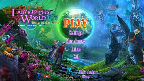 Labyrinths of the World 12: Hearts of the Planet Collector's Edition 2020 Final