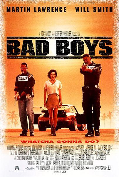 Плохие парни: Коллекция / Bad Boys: Collection (1995-2020) BDRip-AVC от Generalfilm | Лицензия