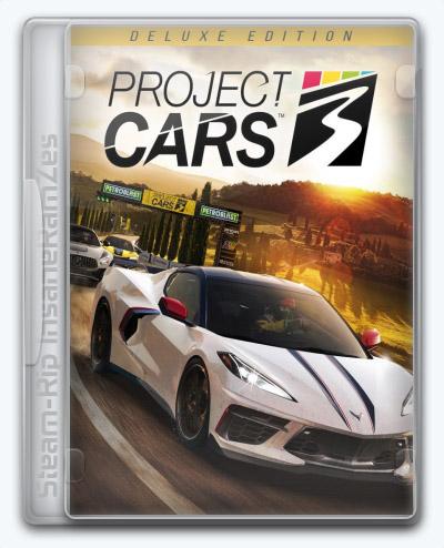 Project CARS 3 (2020) [Ru / Multi] (1.0) Steam-Rip [Deluxe Edition]