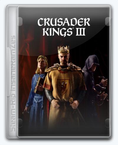 Crusader Kings III (2020) [Ru / Multi] (1.0.2) Steam-Rip [Royal Edition]
