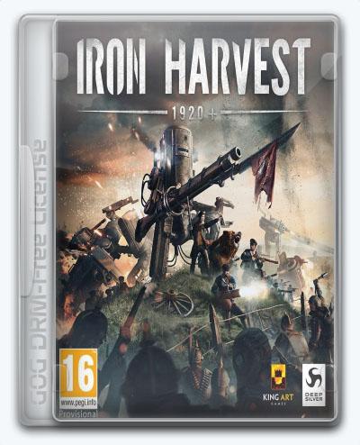 Iron Harvest (2020) [Ru / Multi] (1.0.0.1598 / dlc) License GOG [Deluxe Edition]