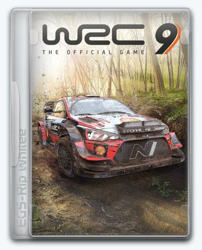 WRC 9 FIA World Rally Championship (2020) [Ru / Multi] (1.0 / dlc) EGS-Rip whitee [Deluxe Edition]