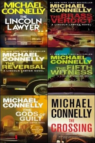 Mickey Haller Series Book 1-6 - Michael Connelly