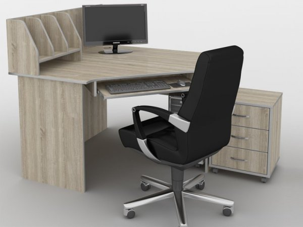 Как выбрать эргономичную офисную мебель