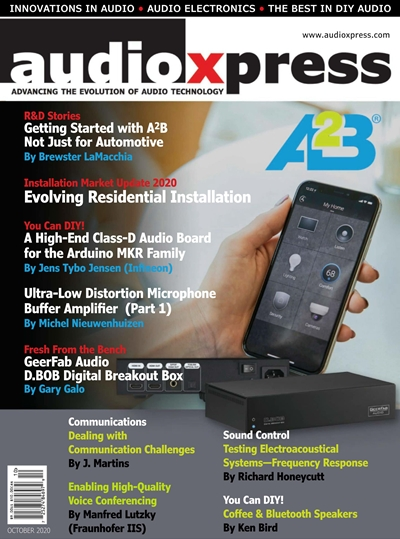 AudioXpress No.10 (October) 2020