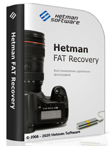 Hetman FAT Recovery 3.2 RePack & Portable by ZVSRus [2020, Ru / En]