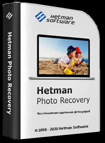 Hetman Photo Recovery 5.0 RePack & Portable by ZVSRus [2020, Ru / En]