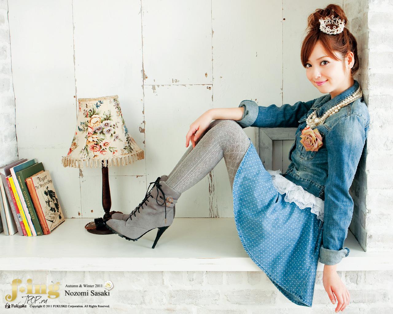 Nozomi Sasaki, fashion, promo [PH201025023431]
