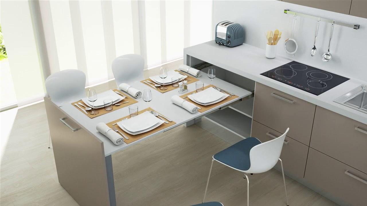 Мебель для кухни — это важные предметы интерьерных решений