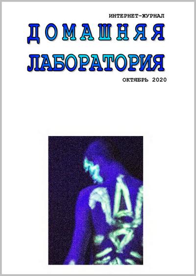 Домашняя лаборатория №10 (октябрь) 2020