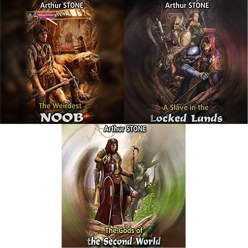 The Weirdest Noob Series Book 1-3 - Arthur Stone