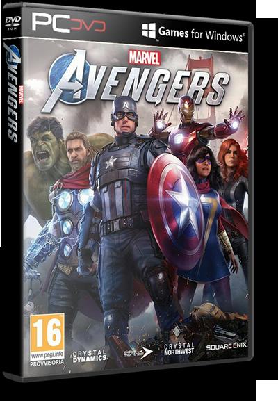 Marvel's Avengers [v 1.3 build 13.38] (2020) PC | RePack от Decepticon