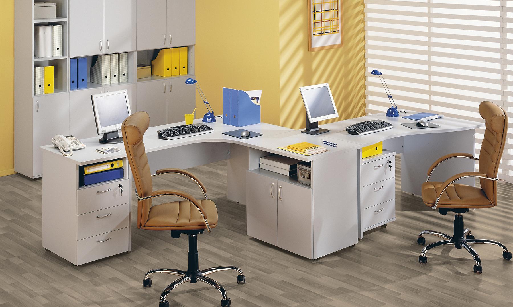 Недорогая офисная мебель от производителя для оснащения рабочего места дома