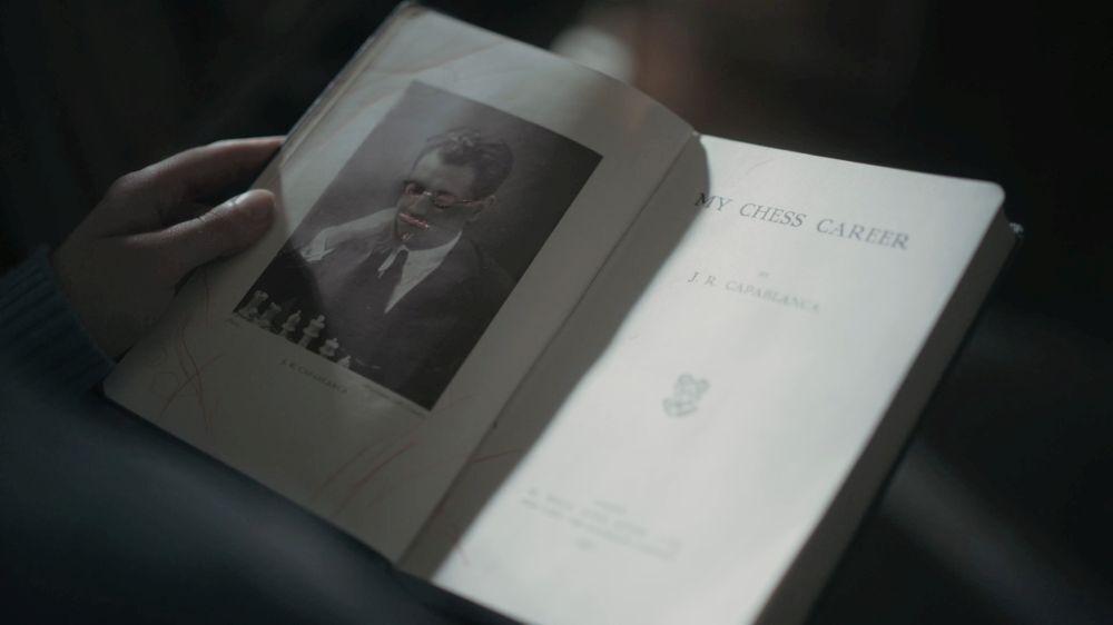 Книга Капабланки