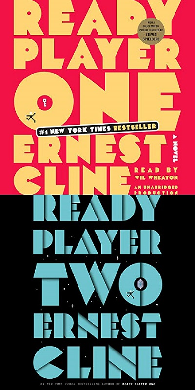 Ready Player Series Book 1-2 - Ernest Cline