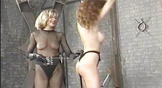 The Punishment of Ashley Renee (1992)