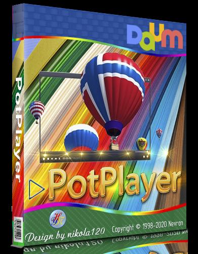 PotPlayer 1.7.21397 (x64) Stable RePack (& portable) by 7sh3 [2020,Multi/Ru]