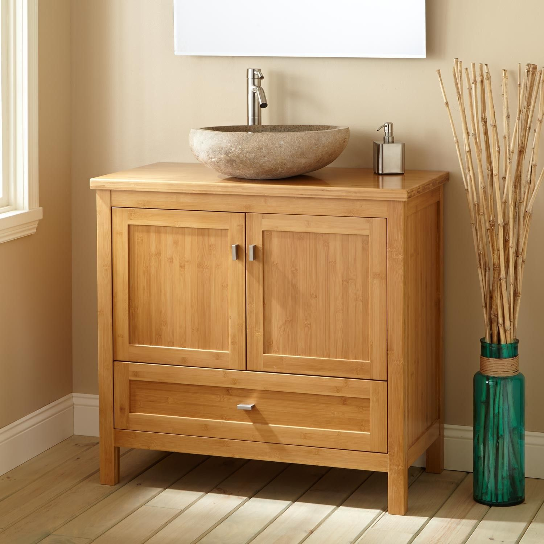 как выбрать материал мебели для ванной
