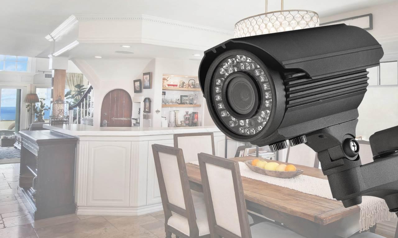 Фирмы по установке видеонаблюдения предлагают готовые решения для дома и организаций