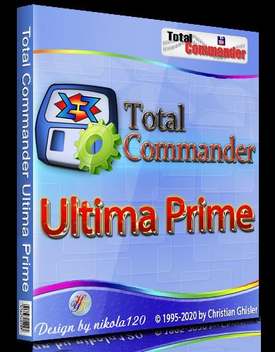 Total Commander Ultima Prime 8.0 Final + Portable [2021,Multi/Ru]