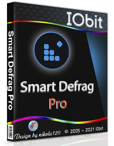 IObit Smart Defrag Pro 6.7.0.26 RePack (& Portable) by TryRooM [2021,Multi/Ru]