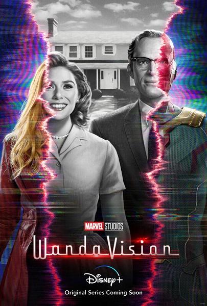 Ванда / Вижн / WandaVision [1 сезон] (2021) WEB-DLRip | AlexFilm